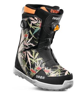 Thirty-Two Lashed Double Boa Snowboard Boots Alito Black/Aloha