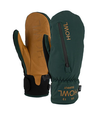HOWL Pocket Mitt Deep Moss