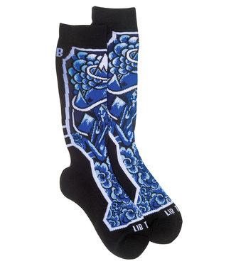 Lib Tech JL Art Sock Black L