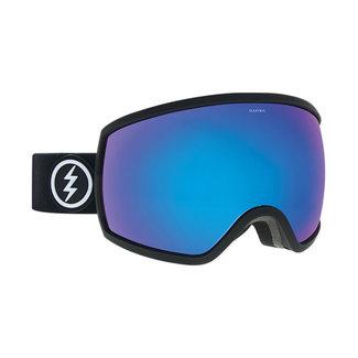 Electric Goggles Egg Goggle Matte Black Brose/Blue Chrome