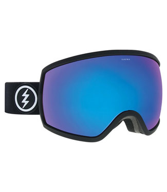 Electric Goggles Egg Goggle Matte Black Brose/Blue Chrome