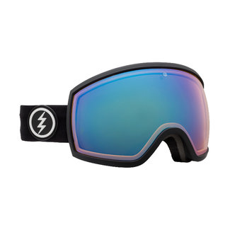 Electric Goggles Egg Goggle Matte black Pure/Blue Chrome