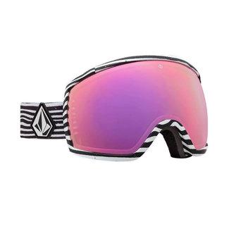 Electric Goggles Egg Goggle Volcom Brose/Pink Chrome + Extra Lens