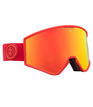 Electric Goggles Kleveland Goggle Heat Brose/Red Chrome