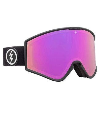 Electric Goggles Kleveland + Goggle Matte Black + Extra Lens