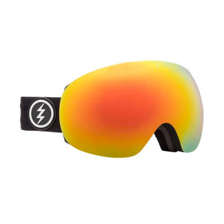 Electric Goggles Eg3 Goggle Matte Brose/Red Chrome