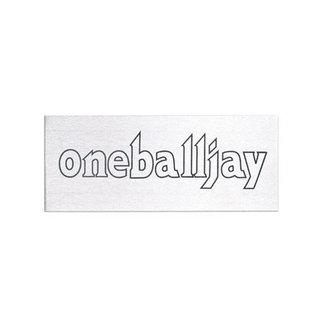 "One Ball Steel Wax Scraper 6.5"""