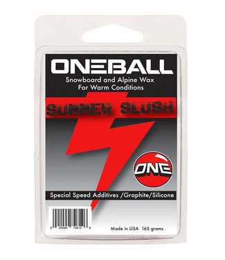 One Ball F-1 Summer Slush Snow Wax All Temp 165g