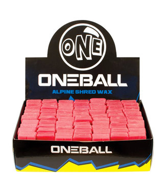 One Ball Lady Fingers Countertop Display Wax
