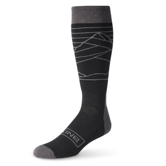Dakine Men'S Summit Sock Black/Char