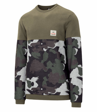 Picture Bronxer Sweater Camo Black