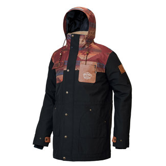 Picture Dann Snowboard Jacket Black