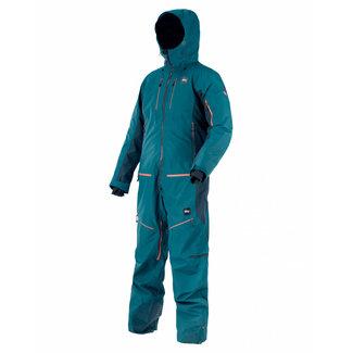 Picture Explore Snow Suit Petrol Blue