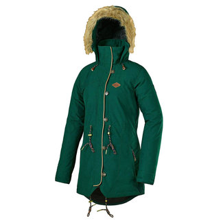 Picture Katniss Snowboard Jacket Emerald