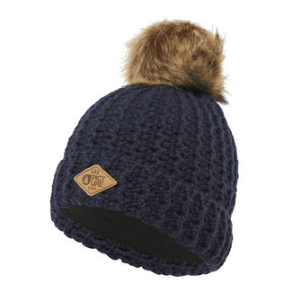 Picture Keene Beanie Dark Blue