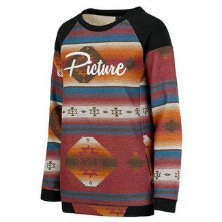 Picture Lukachukai Sweater Navajo Print