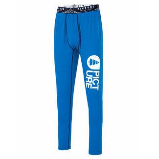 Picture Lhotse Base Layer Pants Picture Blue