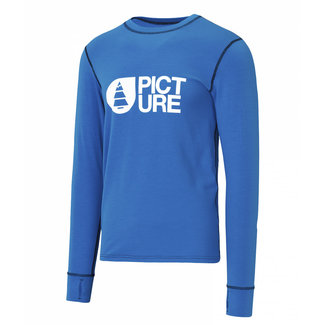 Picture Nanga Base Layer Picture Blue