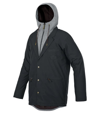 Picture New York Snowboard Jacket Black