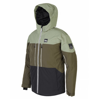 Picture Object Snowboard Jacket Dark Army Green