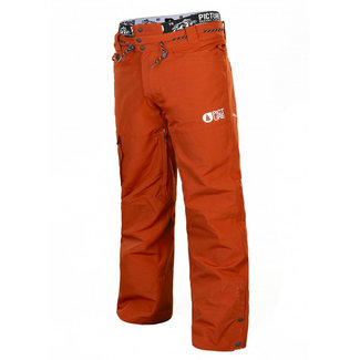 Picture Under Snowboard Broek Brick