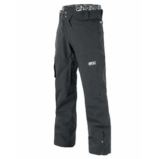 Picture Under Snowboard Broek Black