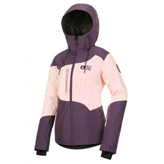 Picture Weekend Snowboard Jacket Purple