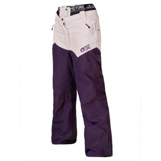 Picture Week End Snowboard Broek Purple