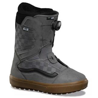 Vans Mens Aura OG Grey/Gum Snowboard Boots