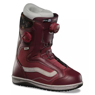 Vans Womens Encore Pro Snowboard Boots Andorra Red/cashmere