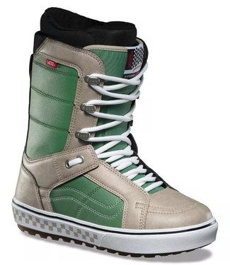 Vans Mens Jake Kuzyk Hi-standard OG Snowboard Boots Green/kaki