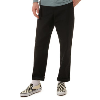 Vans Mens Authentic Chino Glide Pro Black