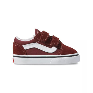 Vans Toddler Old Skool V Schoenen Andorra/true White