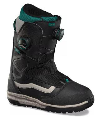 Vans Womens Viaje Snowboard Boots Black/Tidepool