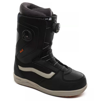 Vans Mens Aura Pro Black/Cashmere Snowboard Boots