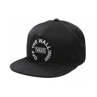 Vans Distort Snapback Pet Black