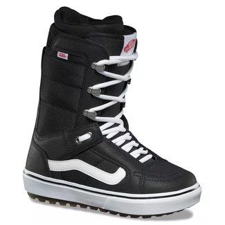 Vans Mens Hi-standard OG Snowboard Boots Black/White