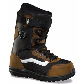 Vans Mens Pat Moore Infuse Snowboard Boots Brown/Black