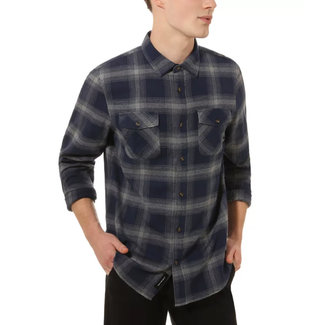 Vans Monterey III Shirt Blues/charcoal