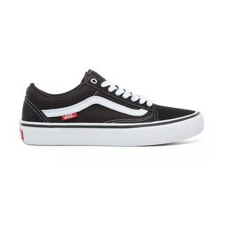 Vans Old Skool Pro Schoenen Black/White