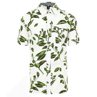 Vans Rubber CO. Shirt Floral
