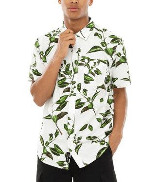 Vans Rubber CO. Shirt Floral