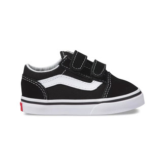 Vans Toddler Old Skool V Schoenen Black