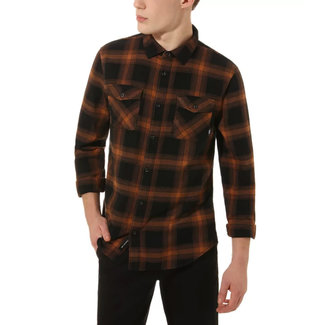 Vans Monterey III Shirt Black/Argan Oil