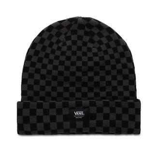 Vans MTE Cuff Beanie Black Checkerboard