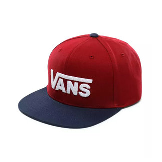 Vans Boys Drop V LI Snapback Pet (8-16 Jaar)