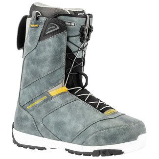 Nitro Anthem TLS Charcoal Snowboard Boots