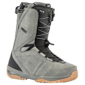Nitro Team TLS Snowboard Boots Charcoal
