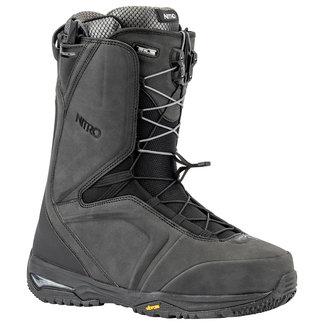 Nitro Team TLS Snowboard Boots Black