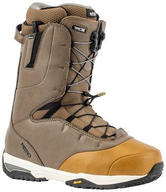 Nitro Venture Pro TLS Snowboard Boots Two Tone Brown